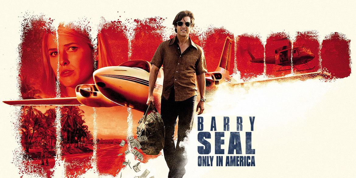 Barry Seal Only In America Stream