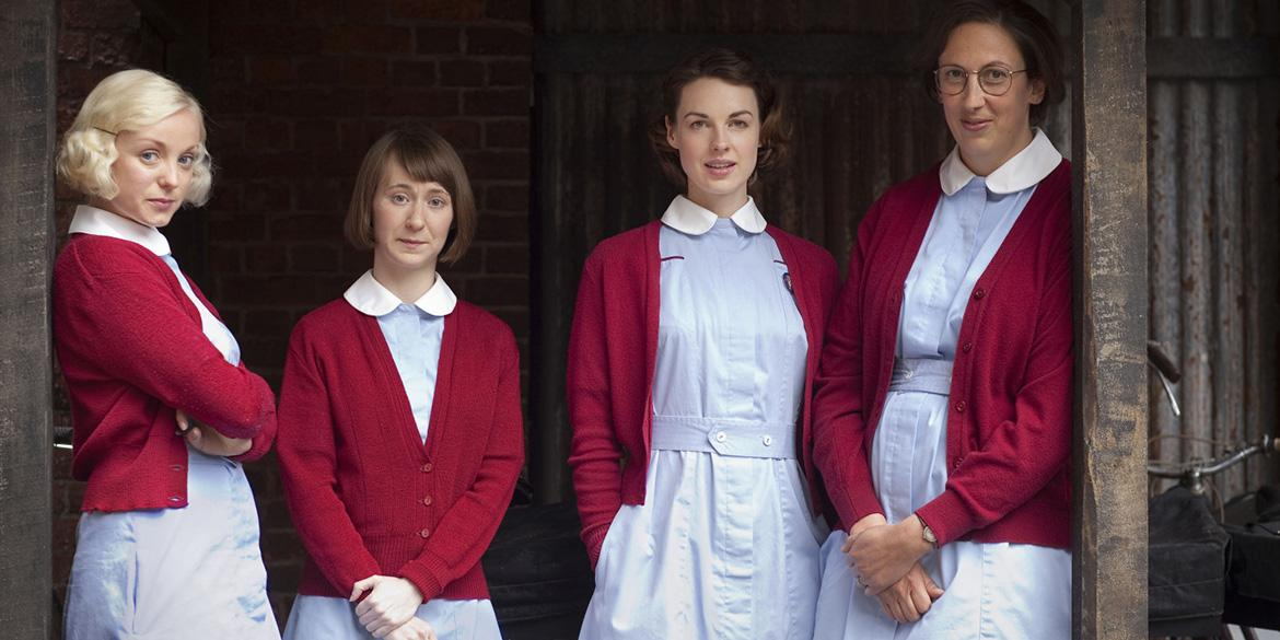 Call The Midwife Serien Stream