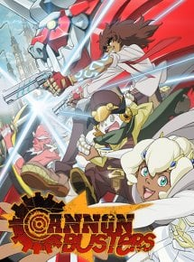 Cannon Busters staffel 1