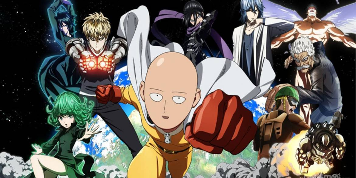 One Punch Man Ger Sub Bs