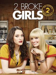 2 Broke Girls staffel 2