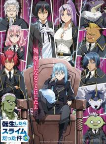 That Time I Got Reincarnated as a Slime staffel 2