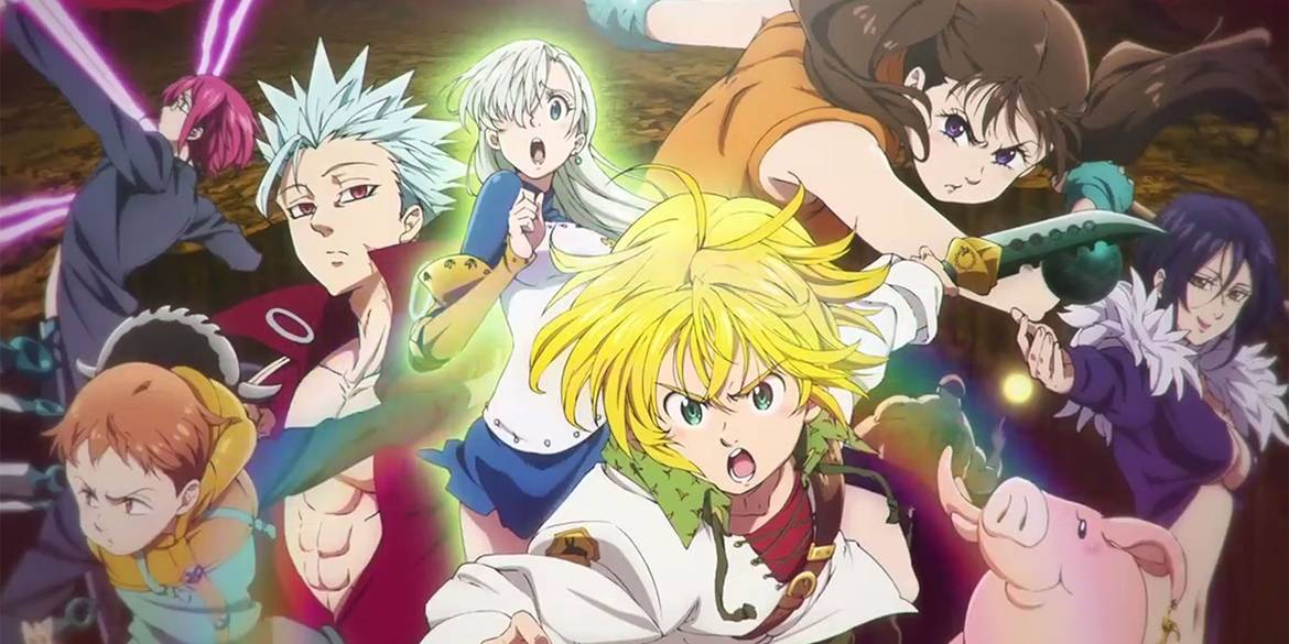 Seven Deadly Sins Staffel 2 Bs
